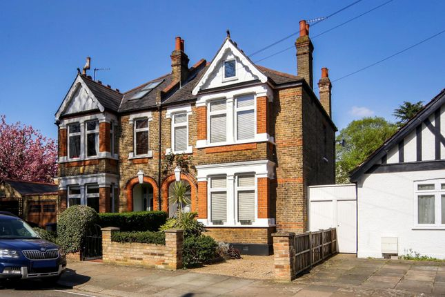 Thumbnail Semi-detached house to rent in Alwyne Road, London