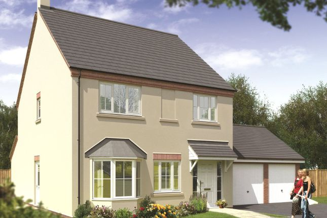 4 bed detached house for sale in Plot 59 The Maple, Romans Walk LN7