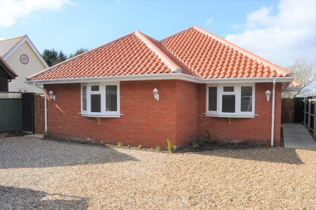 Thumbnail Detached bungalow for sale in Church Lane, Claydon