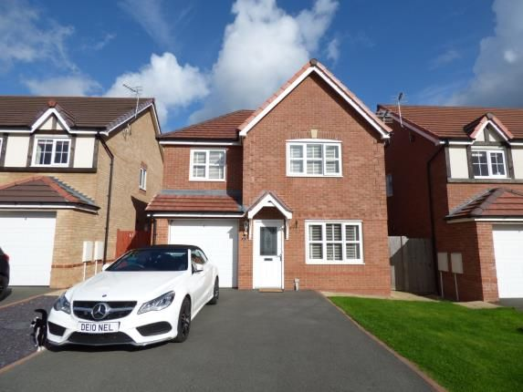 Thumbnail Detached house for sale in Lon Lafant, Llandudno Junction, Conwy, Noth Wales