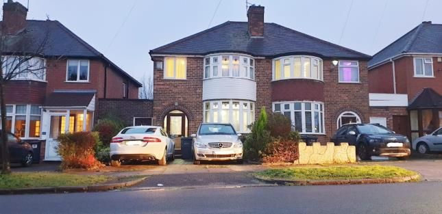 Thumbnail Semi-detached house for sale in Glyn Farm Road, Quinton, Birmingham, West Midlands