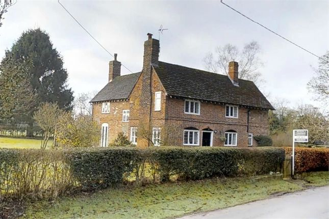 Whisterfield Lane, Siddington, Cheshire SK11