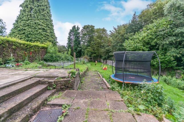 Garden of Malvern Road, Acocks Green, Birmingham, West Midlands B27