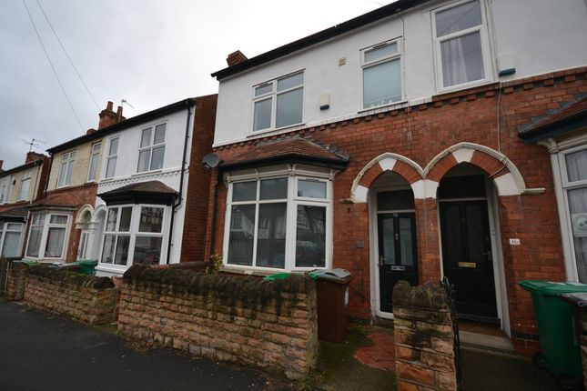 Thumbnail Terraced house to rent in Elmsthorpe Avenue, Lenton, Nottingham