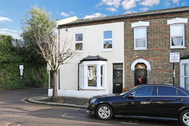 Thumbnail End terrace house for sale in Sudlow Road, Wandsworth, London