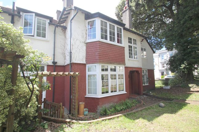 3 bed end terrace house for sale in Nelson Avenue, Stoke, Plymouth