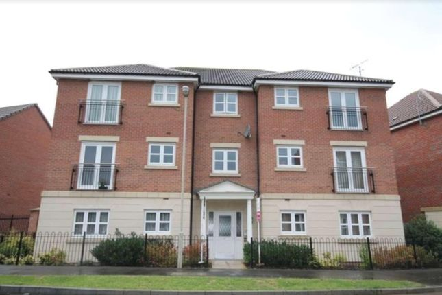 Thumbnail Flat for sale in Stillington Crescent, Hamilton, Leicester