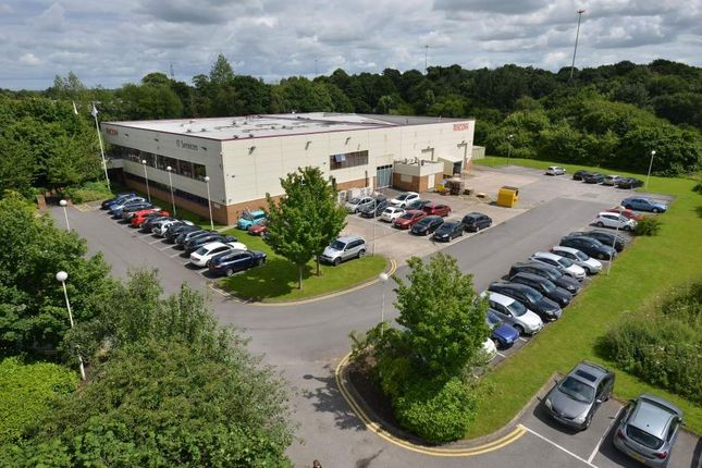 Thumbnail Industrial to let in Ikon, Runcorn