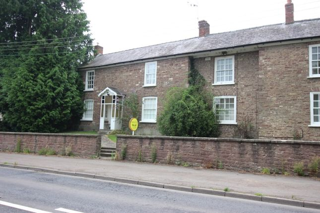 Thumbnail Detached house to rent in Main Road, Alvington