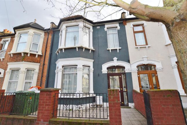 Thumbnail Terraced house for sale in Central Park Road, East Ham, London