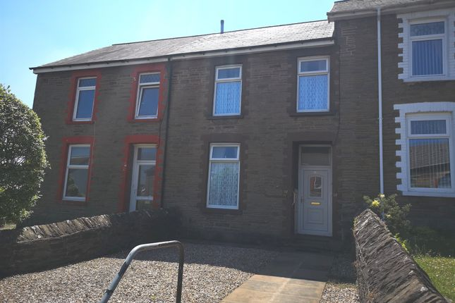 Thumbnail Terraced house for sale in Shingrig Road, Nelson, Treharris