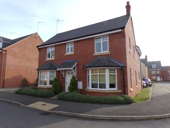 Thumbnail Detached house for sale in Bluebell Road, Stratford-Upon-Avon, Warwickshire