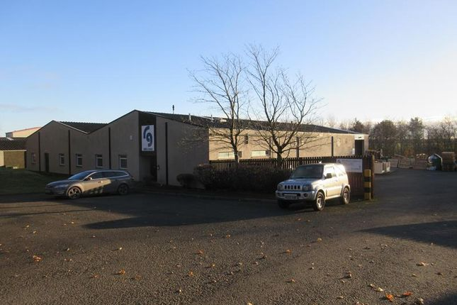 Thumbnail Light industrial for sale in 67 Cavendish Way, Southfield Industrial Estate, Glenrothes, Fife