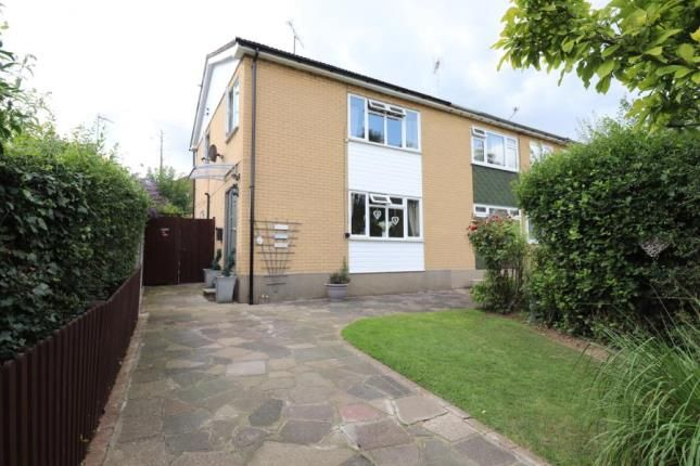 Thumbnail End terrace house for sale in Rayleigh, Essex