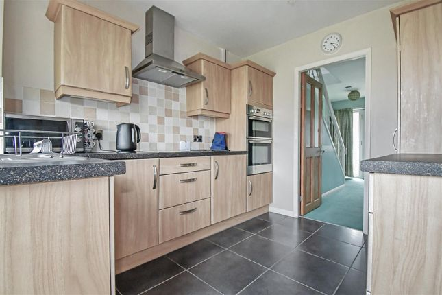 Thumbnail Terraced house for sale in Cotterdale, Sutton Park, Hull