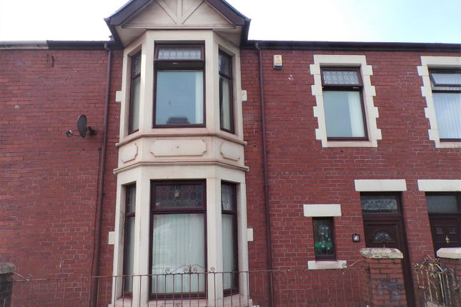 4 bed terraced house for sale in Talbot Road, Port Talbot SA13