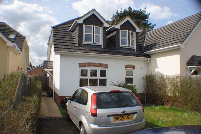 Thumbnail Semi-detached house to rent in Seymour Road, Ringwood