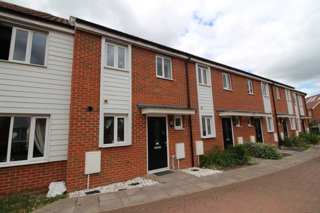 Thumbnail Terraced house for sale in Eaton, Norwich