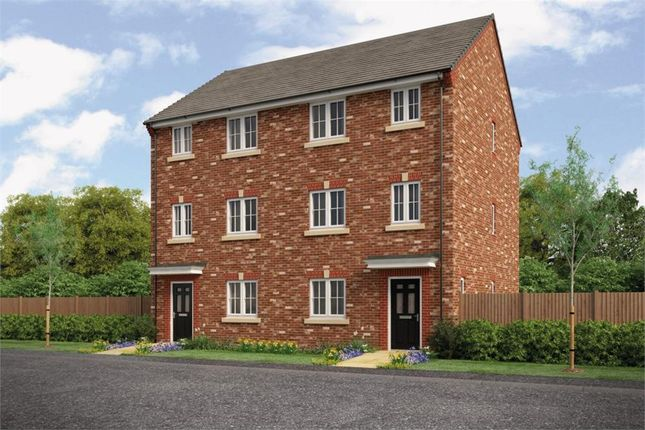 "Thumbnail Semi-detached house for sale in ""Beckett Alt"" at Smethurst Road, Billinge, Wigan"