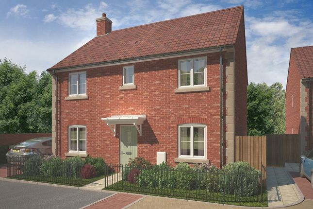 Thumbnail Detached house for sale in The Street, Broughton Gifford, Melksham