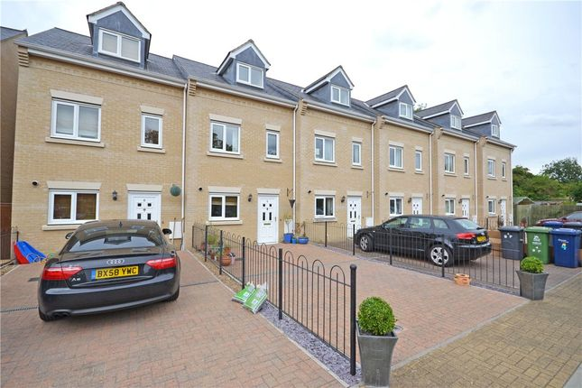 Thumbnail Detached house to rent in Brothers Place, Cambridge, Cambridgeshire