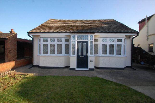 Detached bungalow for sale in King Edward Avenue, Rainham