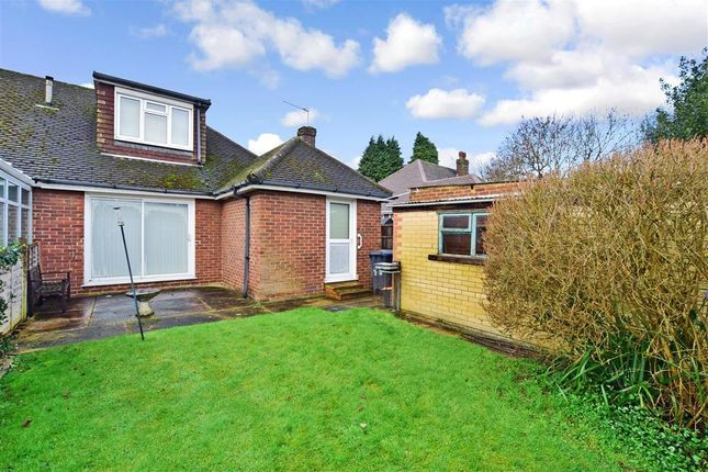 Thumbnail Bungalow for sale in Roberts Road, Snodland, Kent