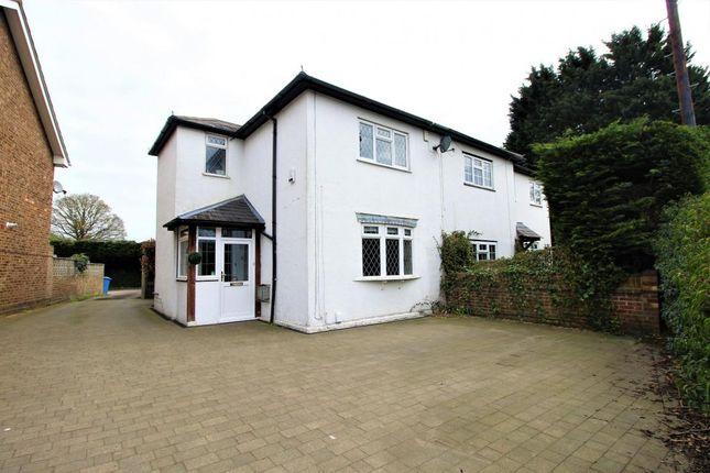 Thumbnail Semi-detached house for sale in Bridge Cottages, Hawley