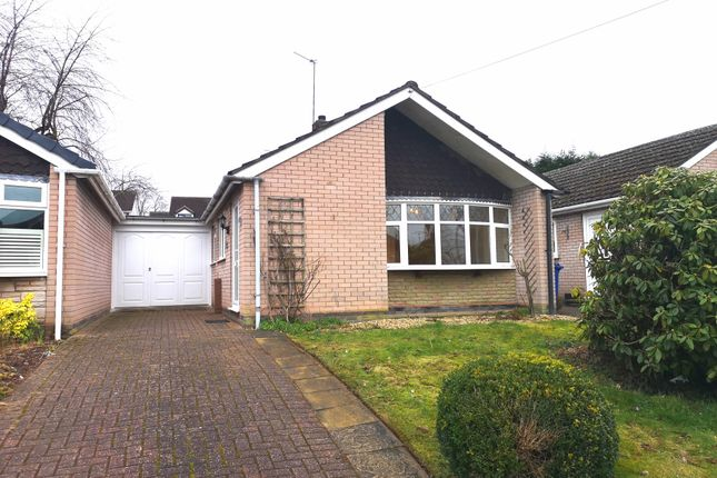 2 bed detached bungalow to rent in Riders Way, Rugeley WS15