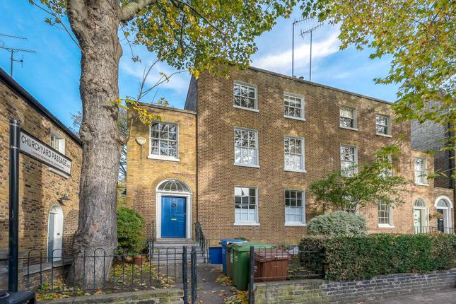 Thumbnail Property to rent in Camberwell Grove, London