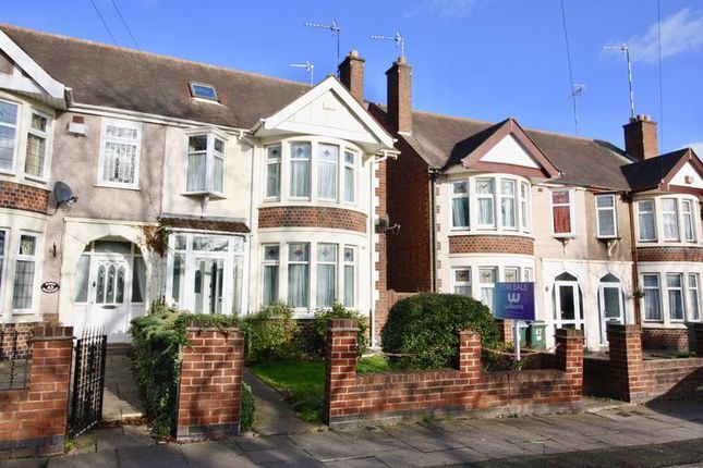 Thumbnail Semi-detached house for sale in Momus Boulevard, Coventry