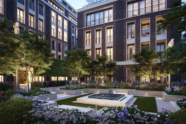 Thumbnail Flat for sale in Lancer Square, Kensington Church Street, London