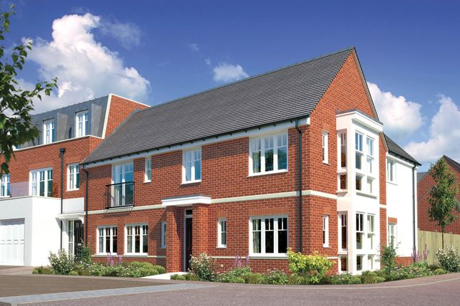 Thumbnail Semi-detached house for sale in The York, St John's, Wood Street, Chelmsford, Essex
