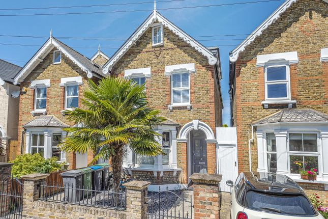 Thumbnail Detached house for sale in Durlston Road, Kingston Upon Thames