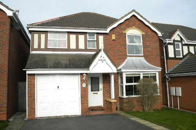Thumbnail Detached house for sale in Tillett Road, Thorpe Astley, Leicester
