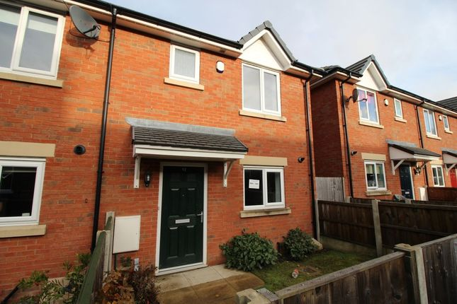 3 bed terraced house for sale in Tewkesbury Street, Blackburn