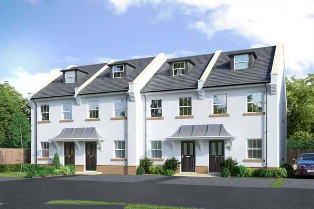 Thumbnail Town house for sale in Middleton Place, Poole