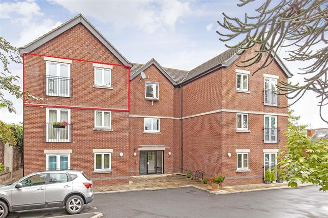 Thumbnail Flat for sale in Summerfield Place, Park Road, Chesterfield