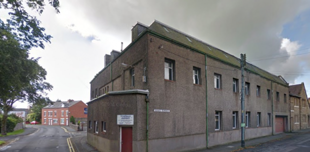 Thumbnail Flat for sale in Aesica Road, Haltwhistle, Northumberland