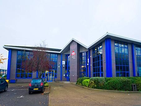 Thumbnail Office to let in Venture House, 5&6 Silver Court, Watchmead, Welwyn Garden City, Hertfordshire