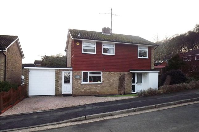 Thumbnail Detached house to rent in Goodwood Rise, Marlow Bottom, Buckinghamshire