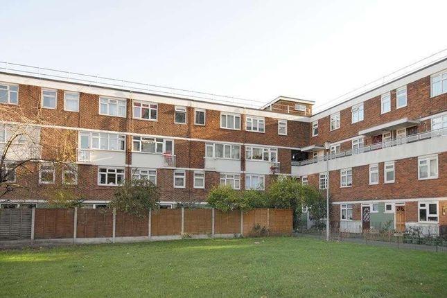 Thumbnail Flat to rent in Weymouth Terrace, London