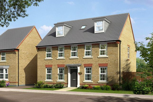 "Thumbnail Detached house for sale in ""Buckingham"" at Wellfield Way, Whitchurch"