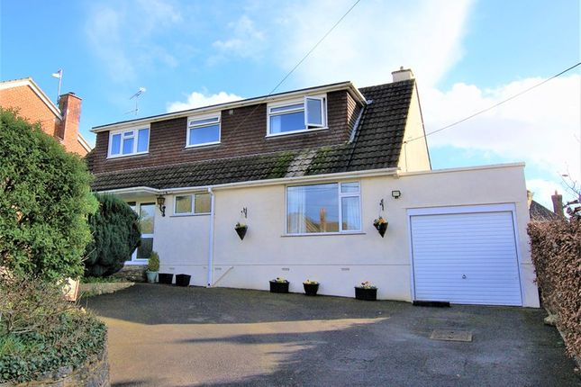Thumbnail Detached house for sale in Higher Merley Lane, Corfe Mullen, Wimborne