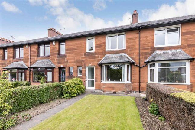Thumbnail Terraced house for sale in Fenwick Road, Giffnock, Glasgow