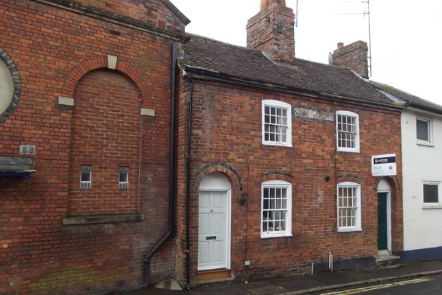 Thumbnail Terraced house to rent in Oxford Street, Marlborough