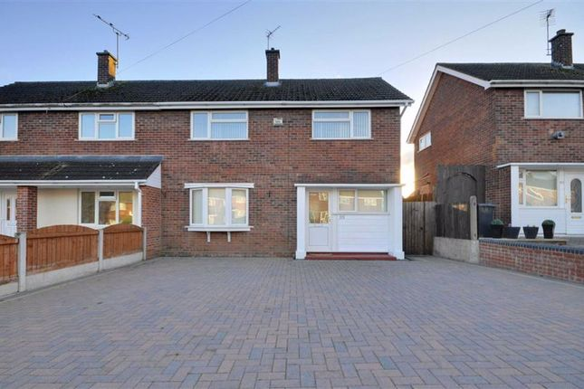 Thumbnail End terrace house to rent in Windermere Drive, Warndon, Worcester