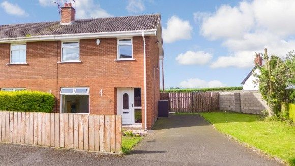 Thumbnail Semi-detached house to rent in 33 Down Royal, Maze, Lisburn