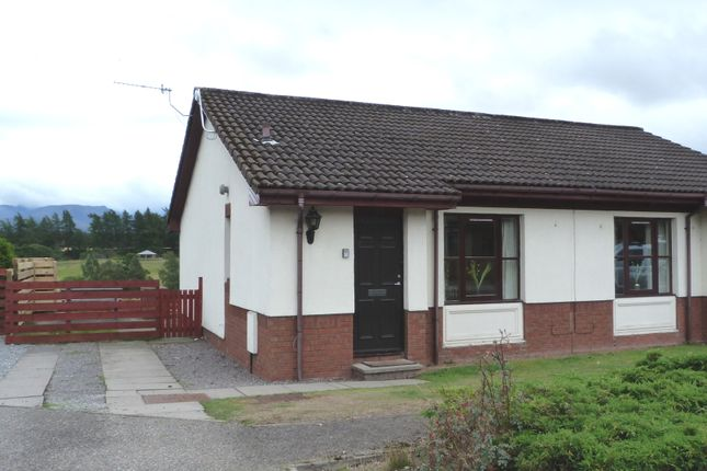Thumbnail Bungalow for sale in Silverglades, Aviemore