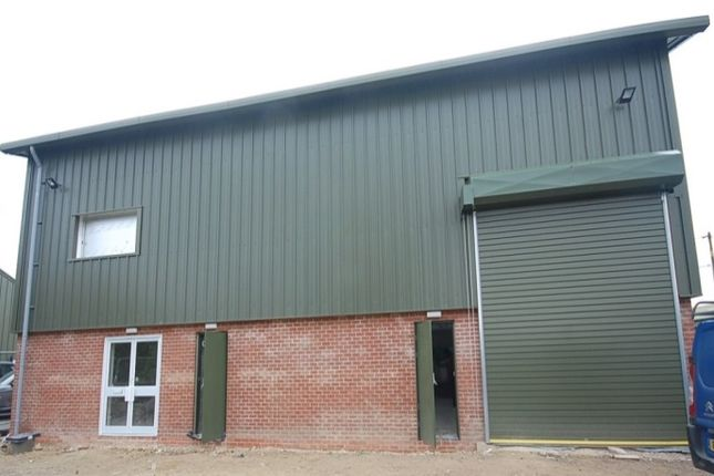 Thumbnail Industrial to let in Baydon Road, Shefford Woodlands